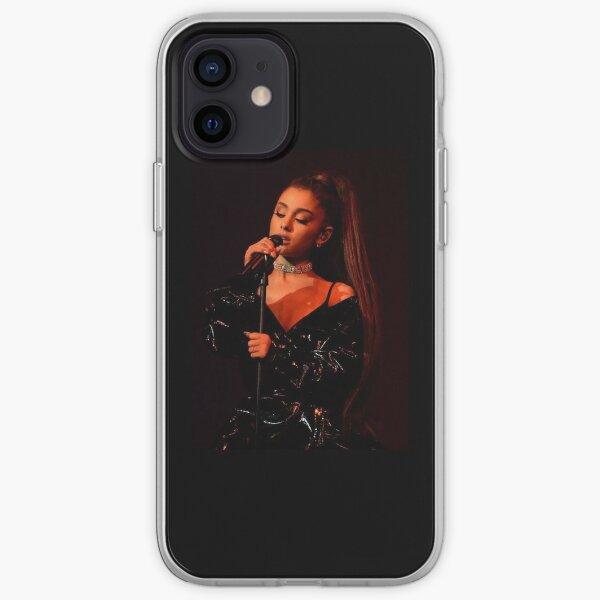 Ariana Grande Funda blanda para iPhone