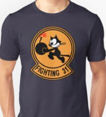 VFA-31 Fighting 31 Emblem Unisex T-Shirt