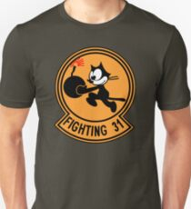 VFA-31 Fighting 31 Emblem Unisex T-Shirt