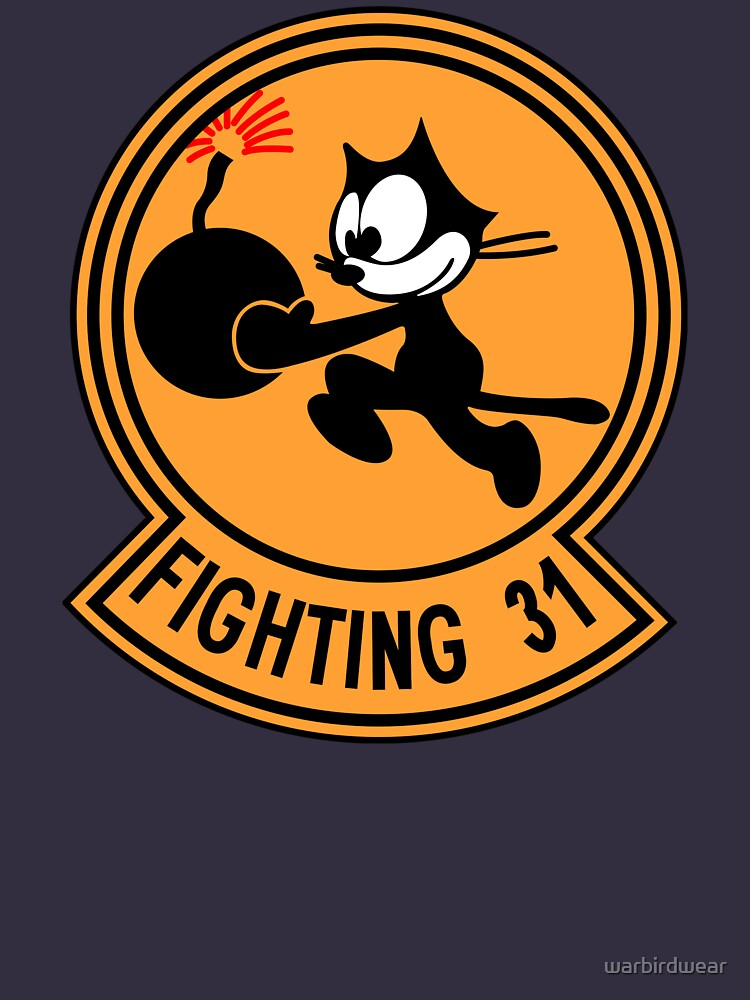 VFA-31 Fighting 31 Emblem | Unisex T-Shirt