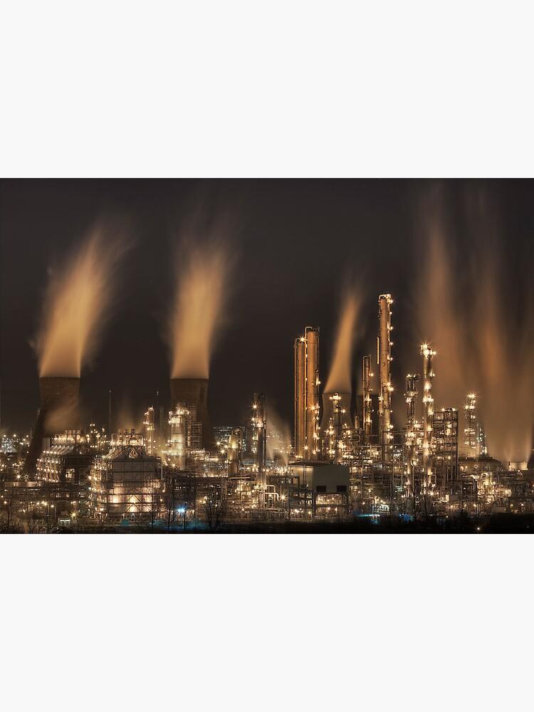 Grangemouth Refinery (4) by Shuggie