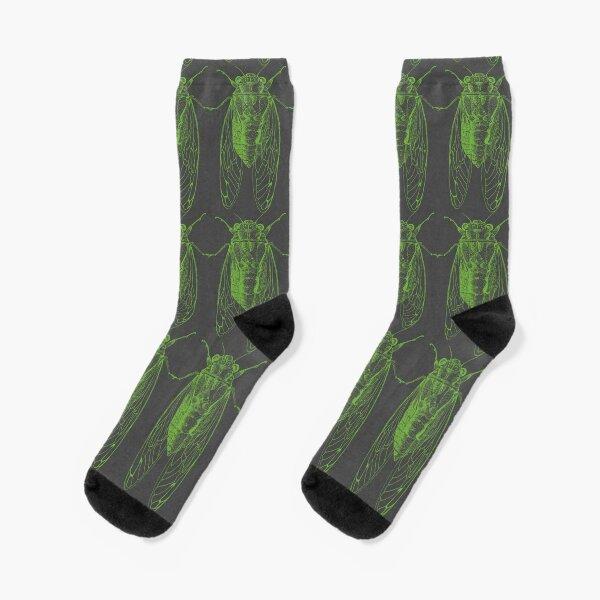 Cicada Socks