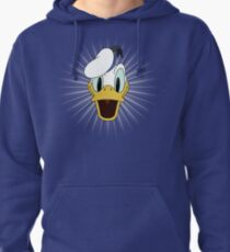 It's Donald Duck! Pullover Hoodie