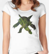Chesnaught used Seed Bomb Women's Fitted Scoop T-Shirt