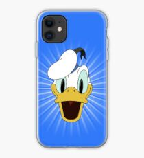 Donald Duck Minimalist iphone case