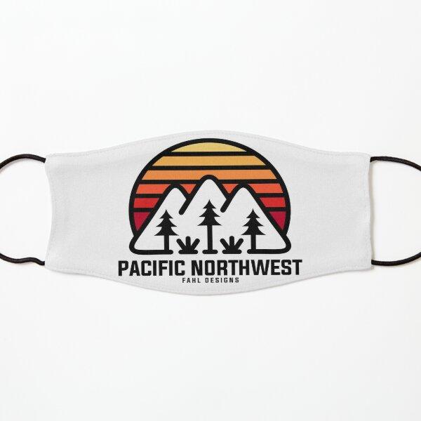 Pacific PNW Sunset Kids Mask