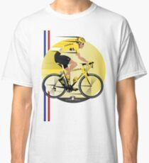 France Yellow Jersey Classic T-Shirt