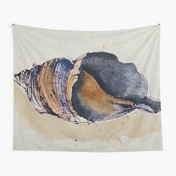 Stolen seashell original Tapestry