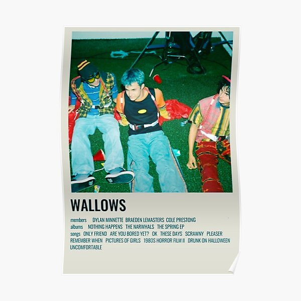WALLOWS  Poster