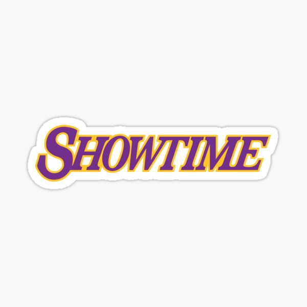 Showtime (Los Angeles) - The Sequel Sticker