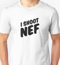 I shoot NEF T-Shirt