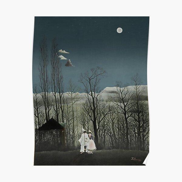 Henri Rousseau - Carnival Evening - BigArt Poster