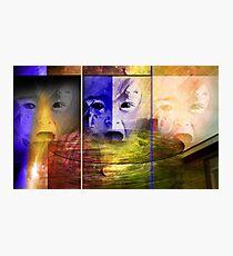 Triad Emotive Photographic Print