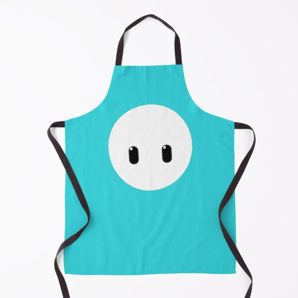 Fallguys Face - Simple costumes for halloween Apron