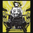 Thomas the Fright Train by Jonap