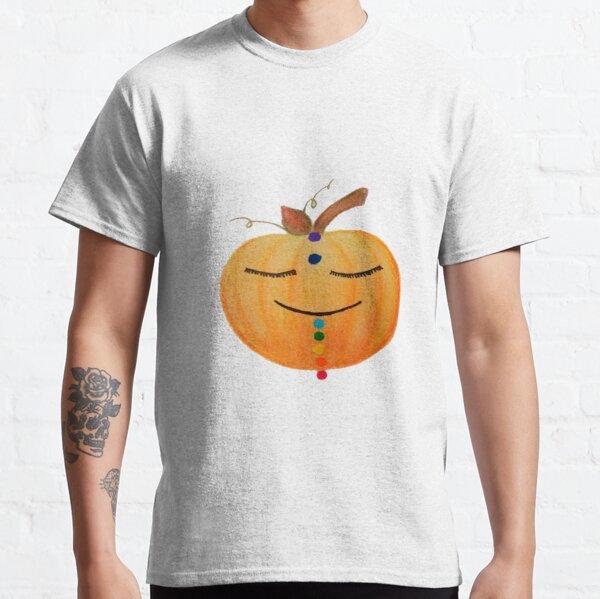 Chakra Pumpkin Classic T-Shirt