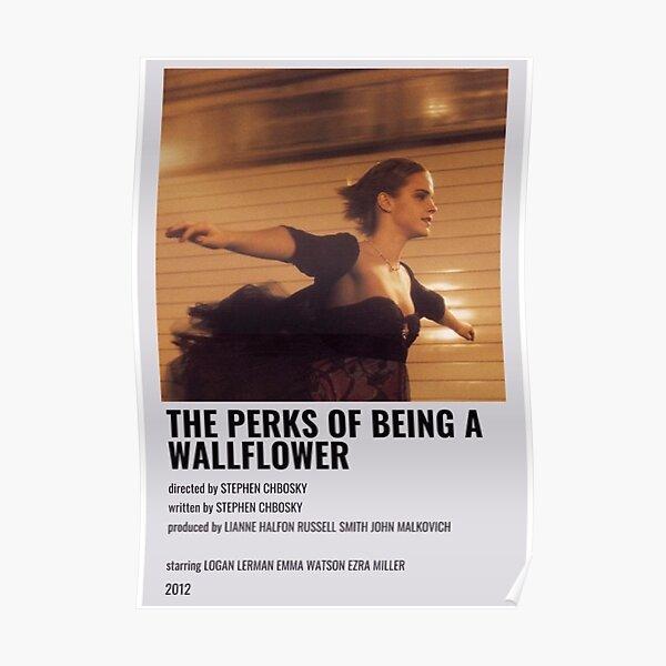 Les avantages d'être giroflée Poster