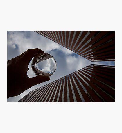 Bank Shot Photographic Print