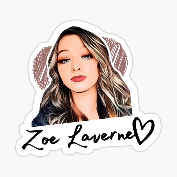 Zoe Laverne  Sticker