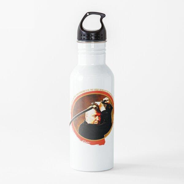 Katana Samurai Be Better Water Bottle