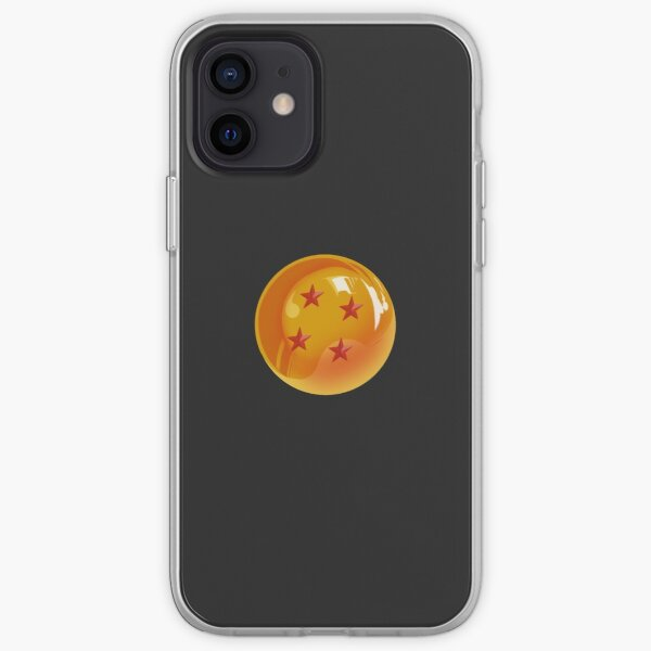 Four-Star Dragonball iPhone Soft Case