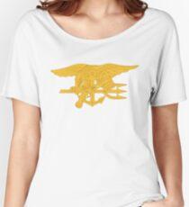 Navy SEALs  Women's Relaxed Fit T-Shirt