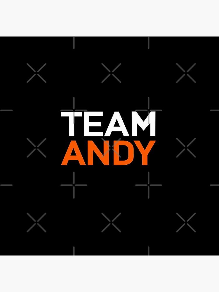 Team Andy Richter by BirdsEyeWorks