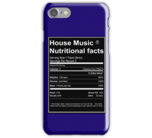 House music nutritional facts t shirts hoodies by for House music facts