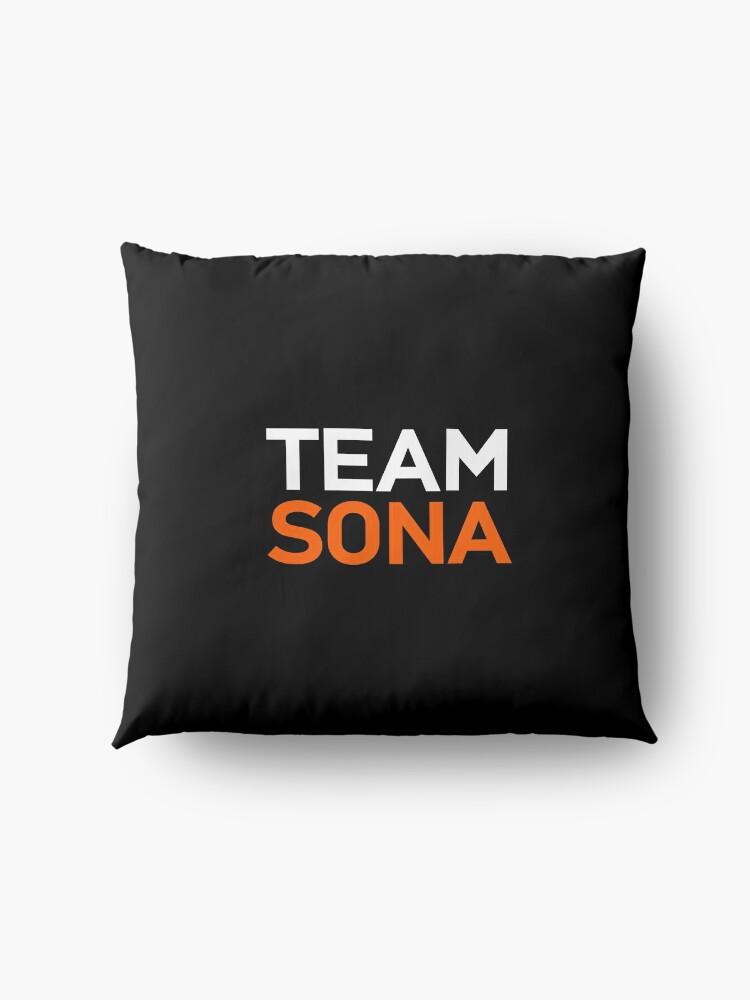 Alternate view of Team Sona Movsesian  Floor Pillow