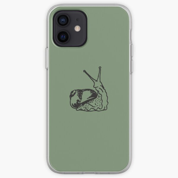 Snail iPhone Soft Case