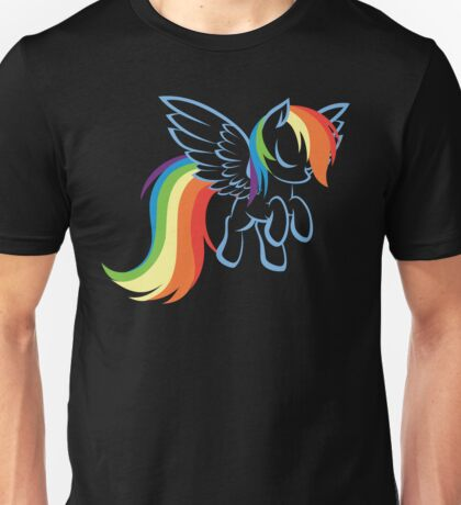 My Little Pony: Rainbow Dash Unisex T-Shirt