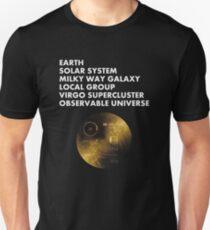 Cosmic Address Slim Fit T-Shirt