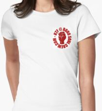 BORO SOUL CREW Women's Fitted T-Shirt