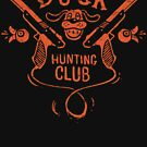 Duck Hunting Club by Azafran