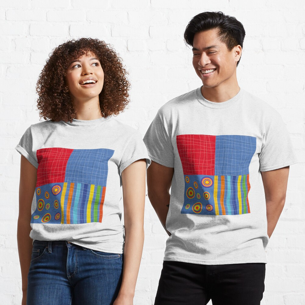 Patchwork 1 Classic T-Shirt