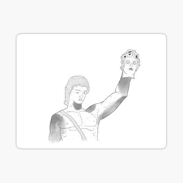 Perseo Sticker