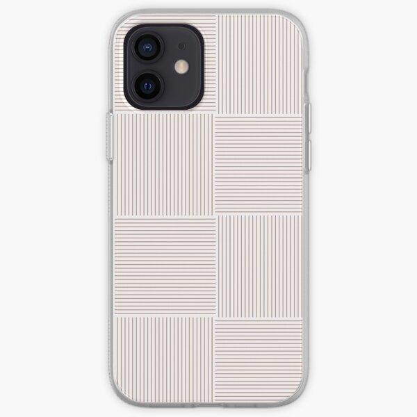 Tekst (Rose) iPhone Soft Case