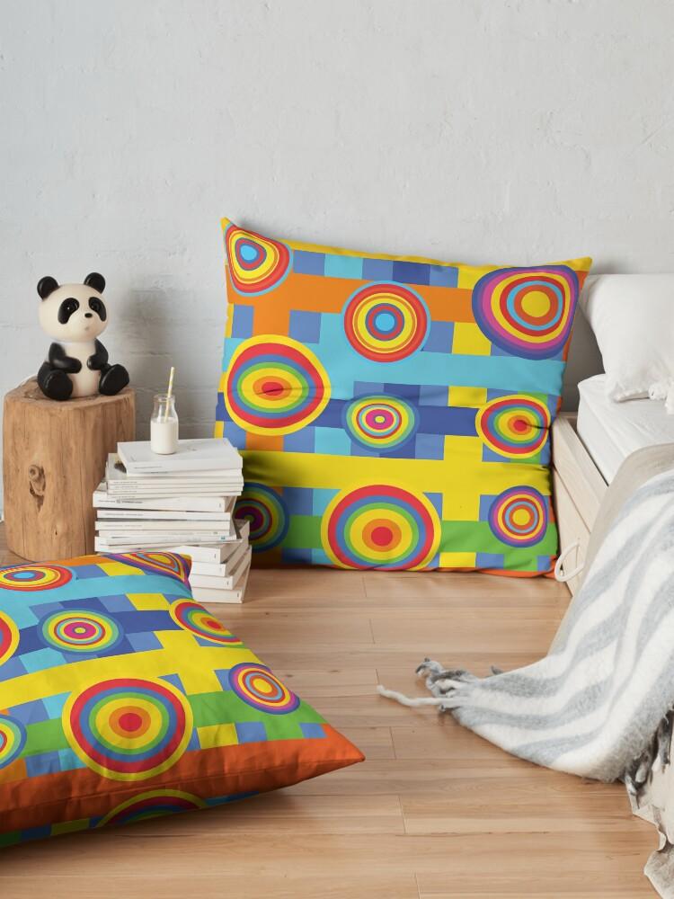 Alternate view of Lulu Floor Pillow