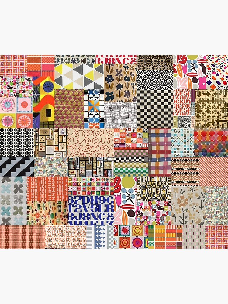 Alexander Girard by Montage-Madness