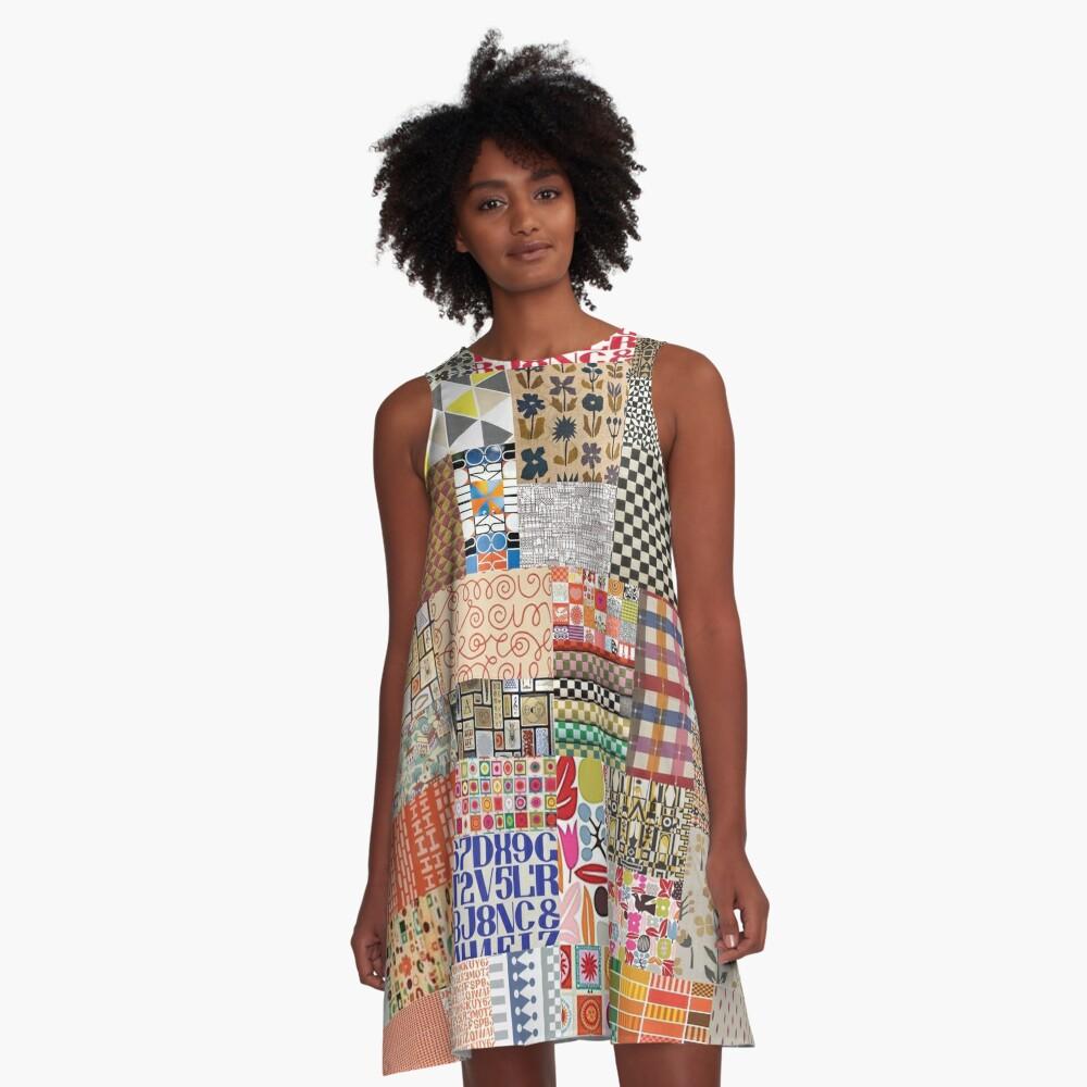 Alexander Girard A-Line Dress