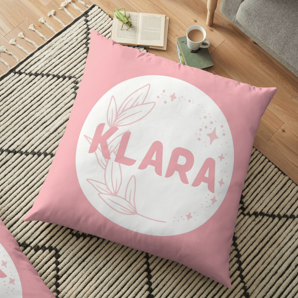 Klara Floor Pillow