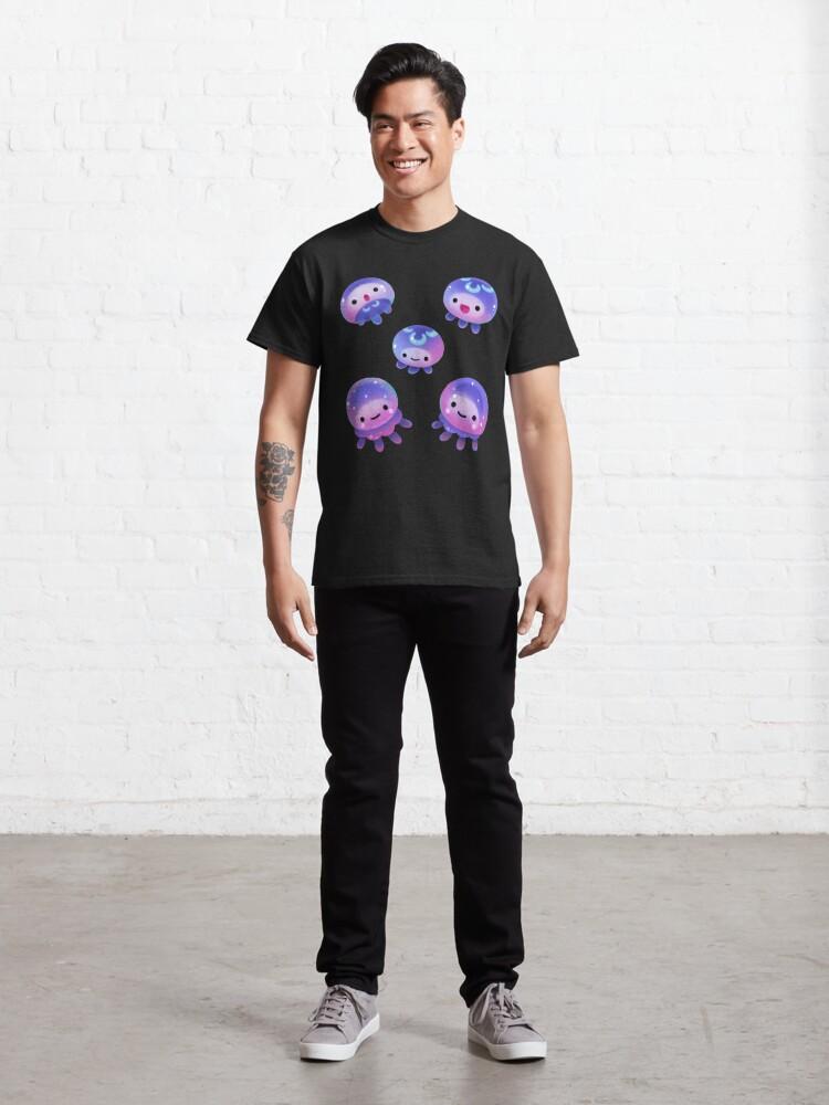 Alternate view of Baby jellyfish Classic T-Shirt