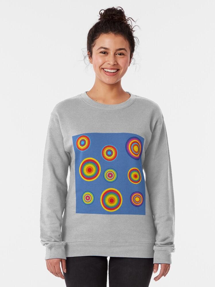 Alternate view of Esfera Pullover Sweatshirt