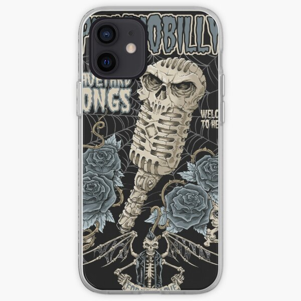Psychobilly Phone Cases iPhone Soft Case