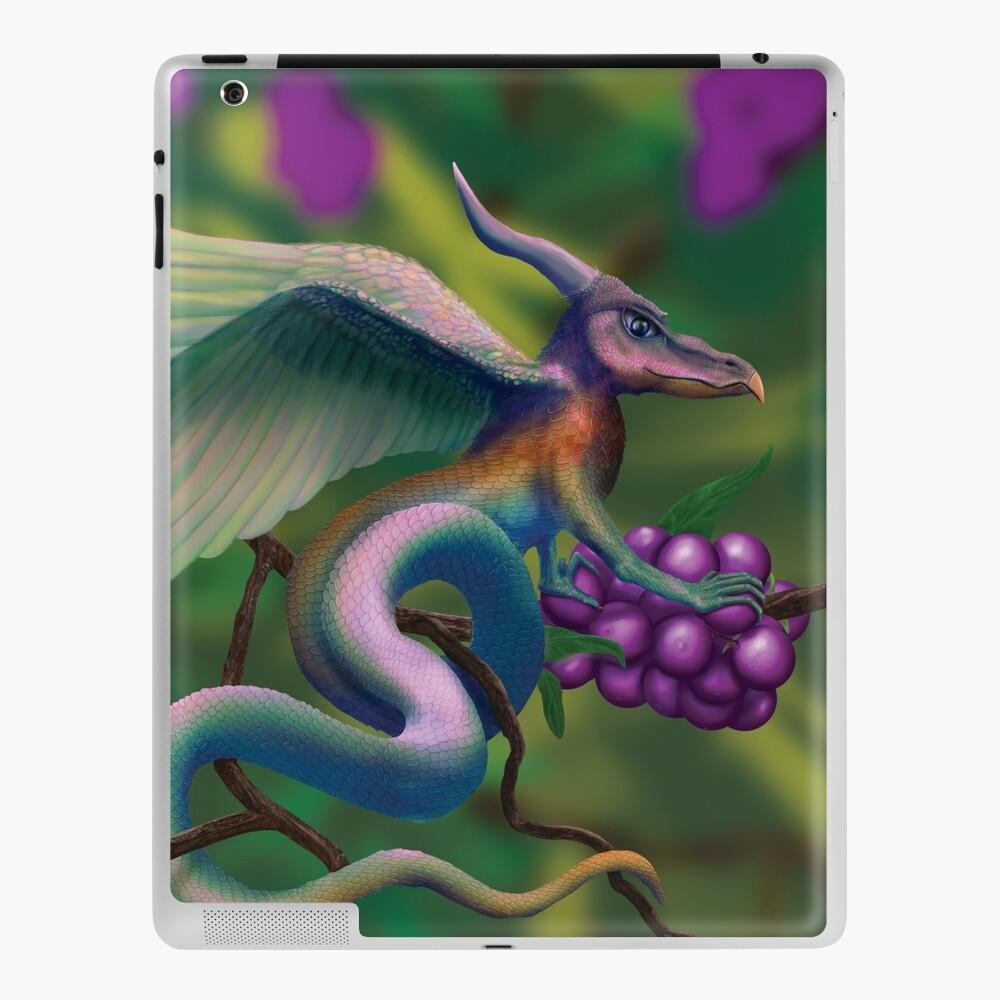 Dragonberry Drake iPad Case & Skin