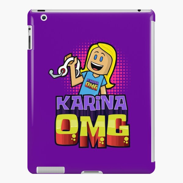 Karinaomg Roblox Fashion Famous With Ronald Ronald Omg Ipad Cases Skins Redbubble