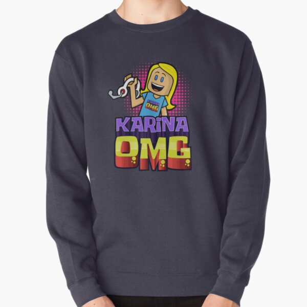 Karina Omg Roblox Camping Ending The Piggy Roblox Gifts Merchandise Redbubble