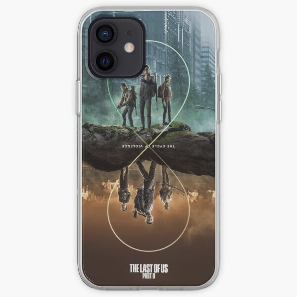 The Last of Us: Part II Poster iPhone Soft Case