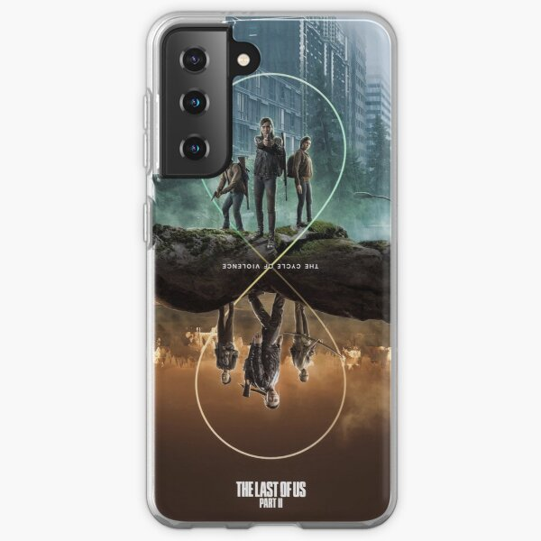 The Last of Us: Part II Poster Samsung Galaxy Soft Case