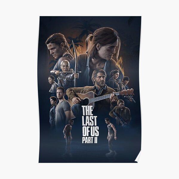 Le dernier d'entre nous: Partie II Poster Poster